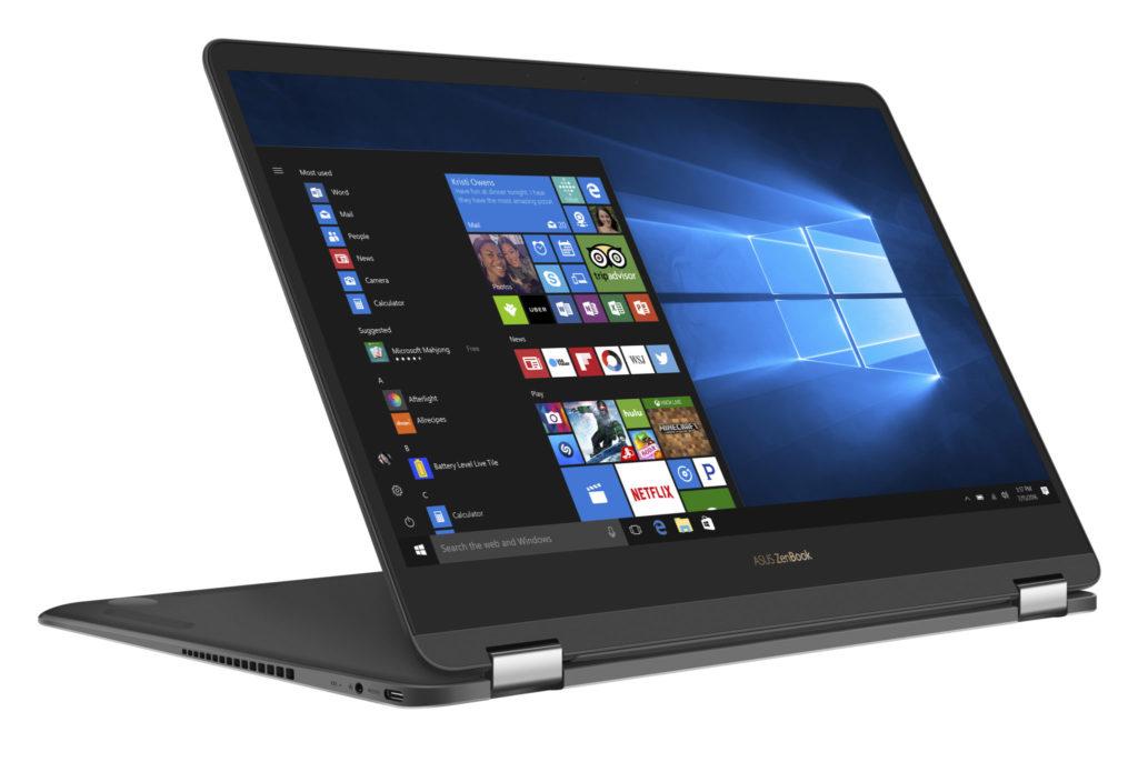 Ноутбук-трансформер ASUS ZenBook Flip S