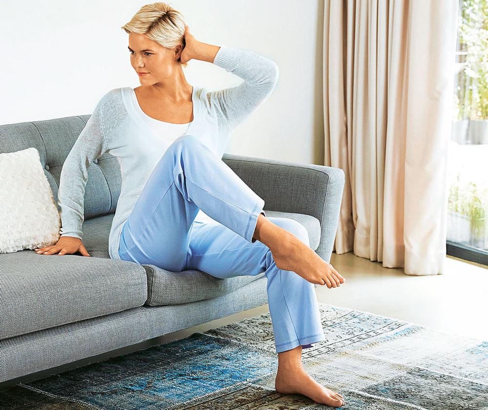 Ленивый фитнес: как накачать мышцы, не вставая с дивана