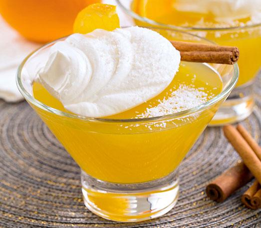 Десерты из желатина: 3 рецепта