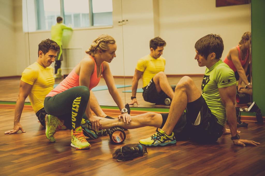 Факт дня: фитнес помогает выучить иностранные языки