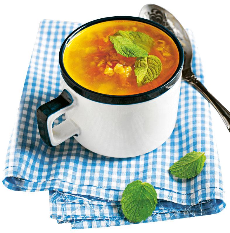 Суповая диета: минус 6 кг за неделю