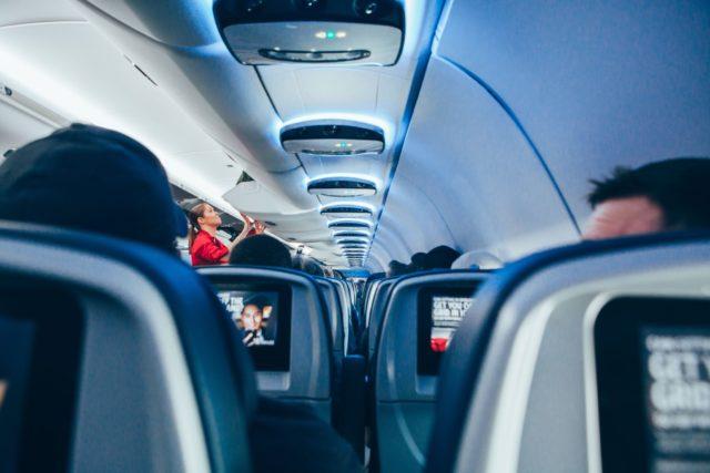 Что говорит о твоем характере выбранное место в самолете
