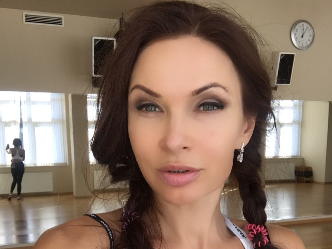 Оксана федорова без макияжа и 49