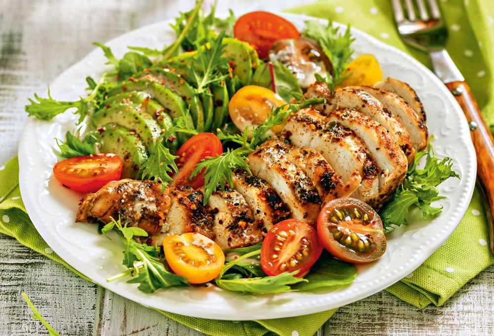 Что съесть на обед, чтобы не поправиться? 3 рецепта