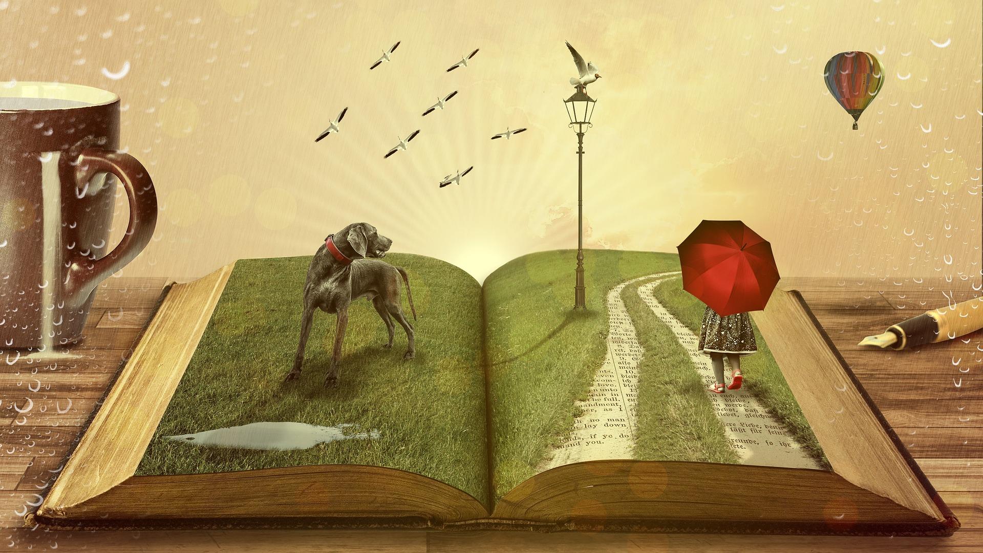 Чтение на английском помогает выучить язык