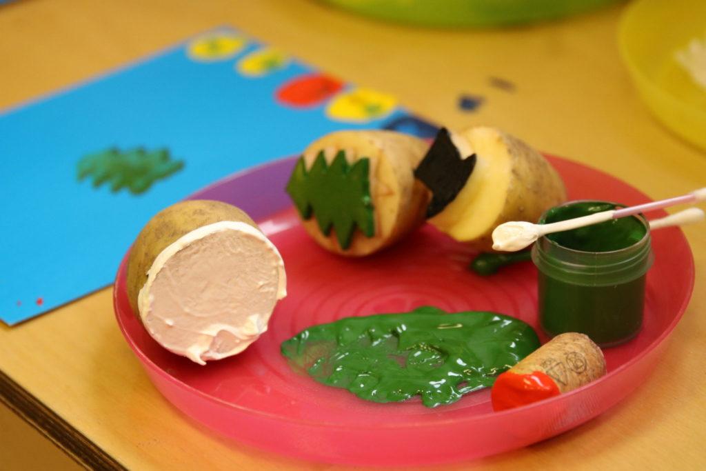 Уроки рисования для малыша от 1 до 5: советы педагога