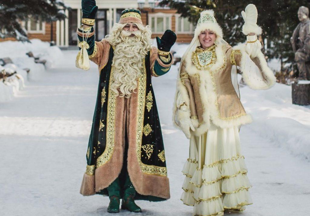 Где живут разные Деды Морозы? 7 волшебных адресов