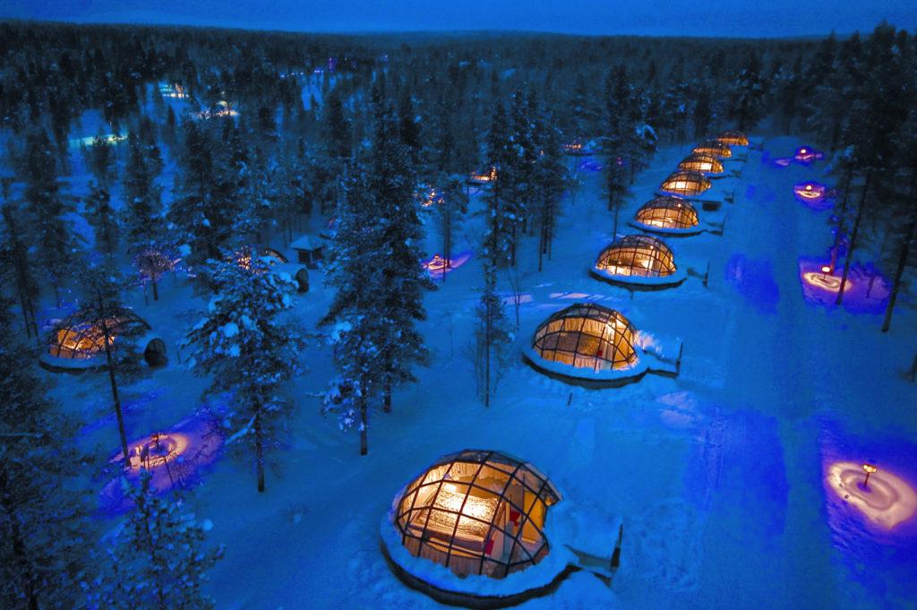 Куда поехать отдыхать зимой? 9 идей новогодних туров