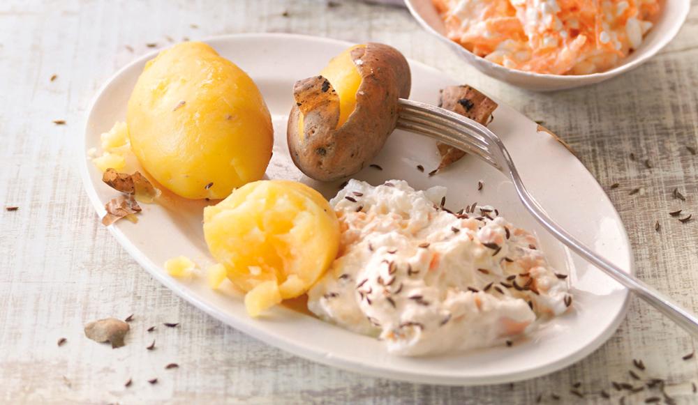 4 быстрых рецепта блюд для всей семьи
