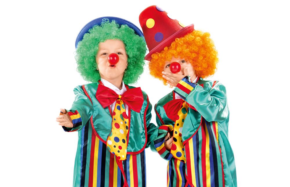 Устраиваем цирковую вечеринку для детей дома
