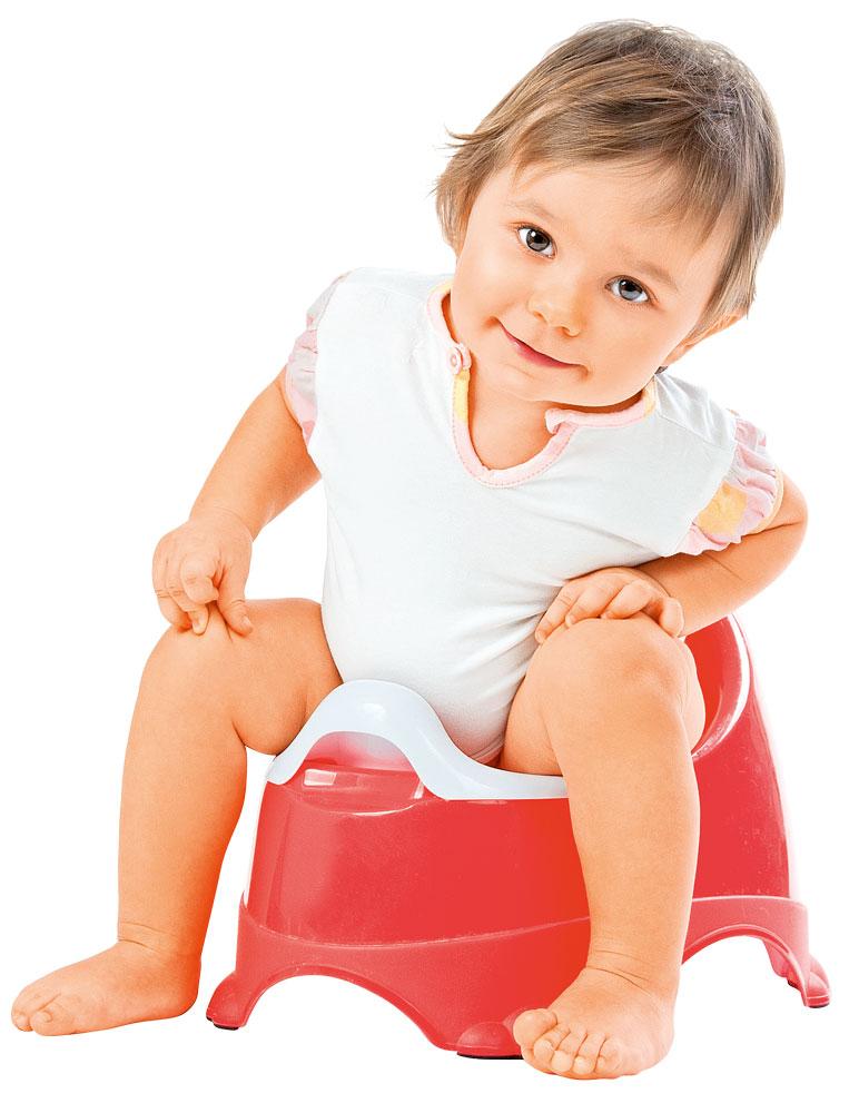 Приучить ребенка к горшку: советы эксперта