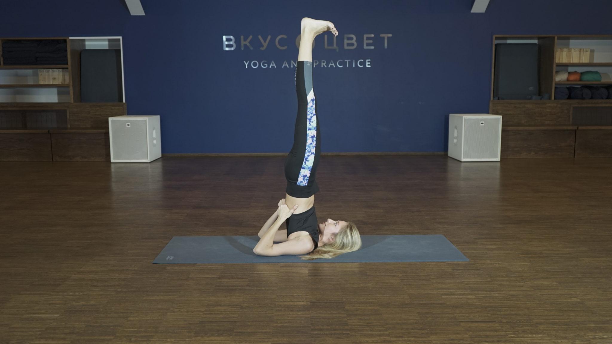 Избавляемся отпростуды спомощью йоги: 5 асан