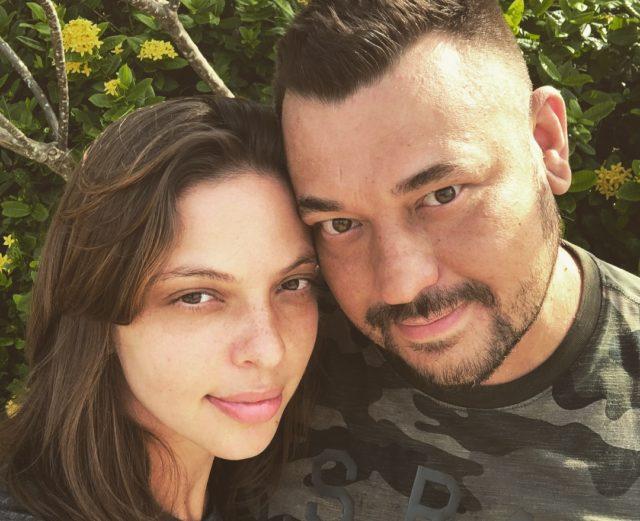 Сергей Жуков и Регина Бурд ждут четвертого ребенка?