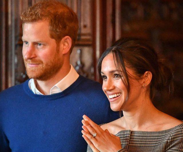 Невеста принца снова нарушила традиции королевской семьи
