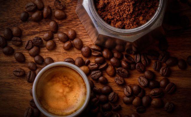 Выбираем зерновой кофе в магазине