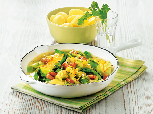 Капустная диета: меню и вкусные рецепты