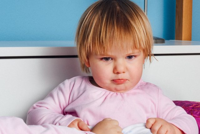 У ребенка болит живот - Медицинская консультация