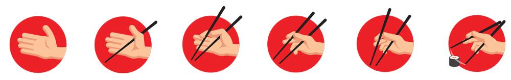 3 причины научить ребенка есть палочками