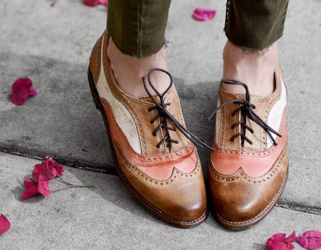 Вопрос стилисту: с чем носить укороченные ботинки?