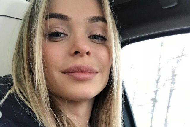 Беременная Анна Хилькевич стремительно набирает лишние килограммы