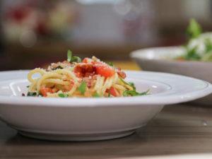 Романтический ужин: 3 изысканных блюда от шеф-повара Валери Бертинелли