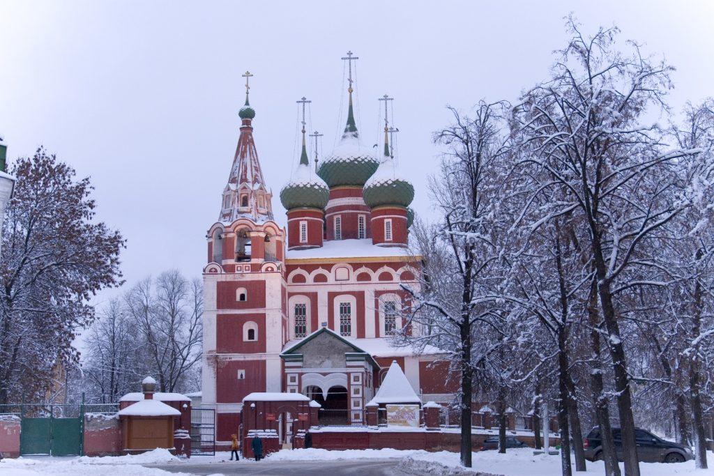 Центр Ярославля внесен в Список всемирного наследия ЮНЕСКО