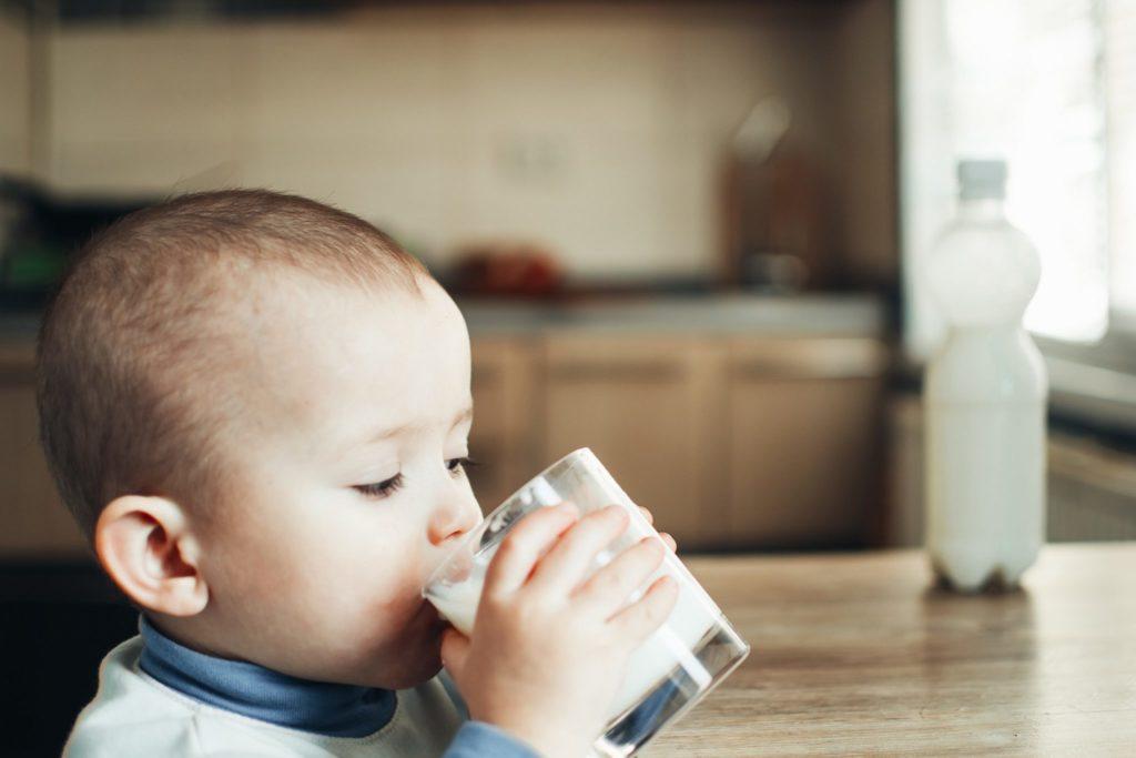 Аллергия набелок коровьего молока