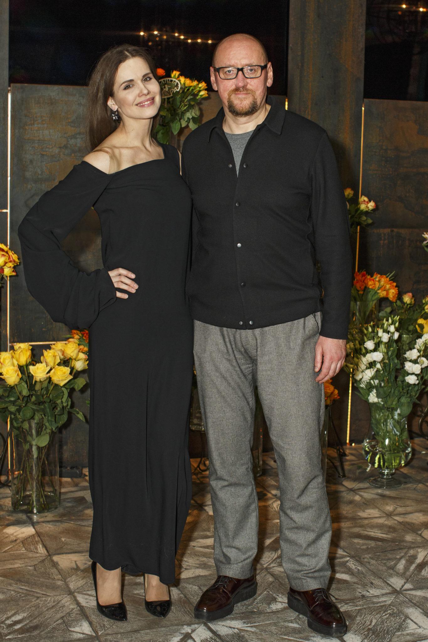 Наталия Лесниковская и Олег Крылов