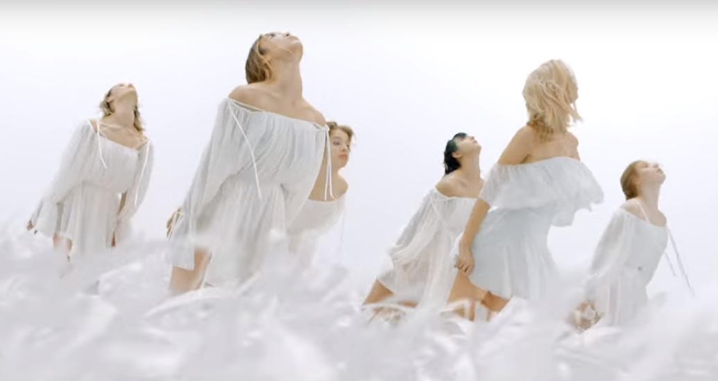 Кадр из клипа «Ты мой человек»