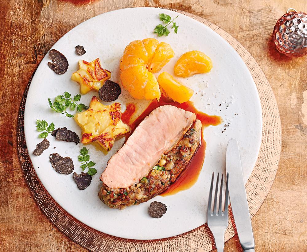 Рецепты блюд из мяса и птицы с фруктовыми нотками