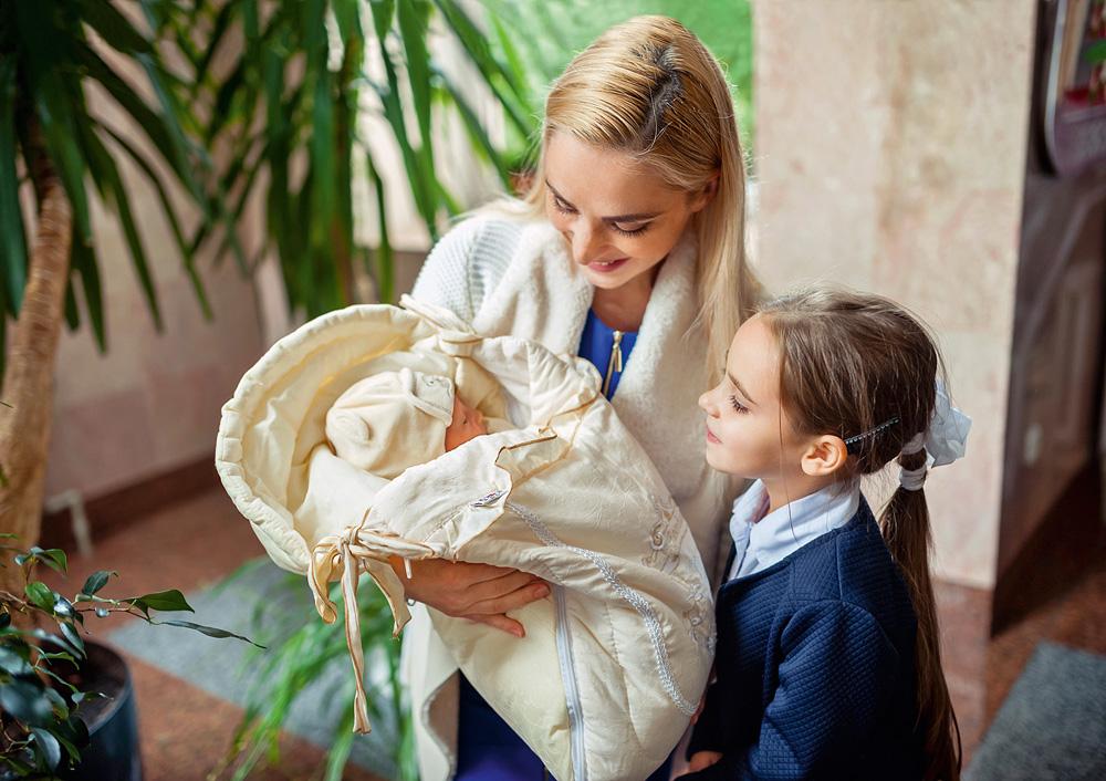 В семье пополнение: как не вызвать ревность старшего?