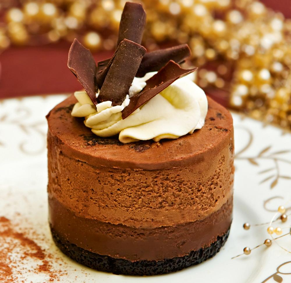 4 рецепта с шоколадом