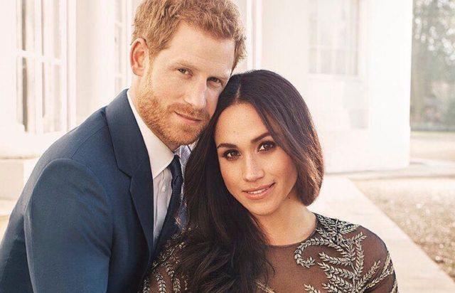 Под давлением бабушки: принц Гарри все-таки подписал брачный контракт с Меган Маркл