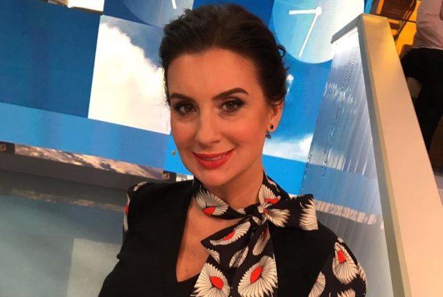 Екатерина Стриженова подтвердила, что скоро станет бабушкой