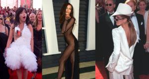 Худшие платья Оскара