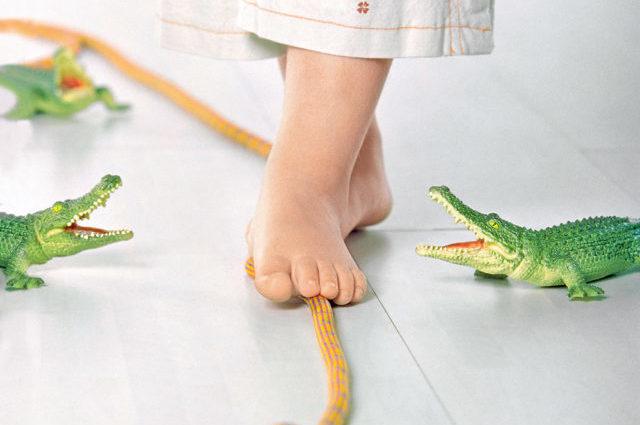 Профилактика плоскостопия у детей