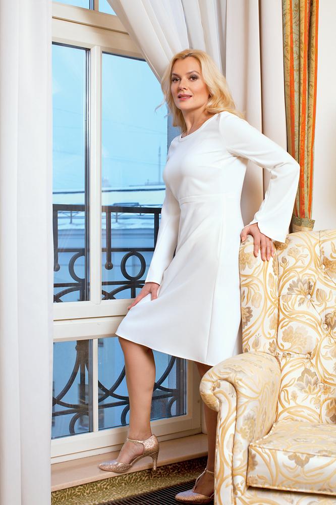 Мария Порошина: «Быть в форме мне помогают дочки»