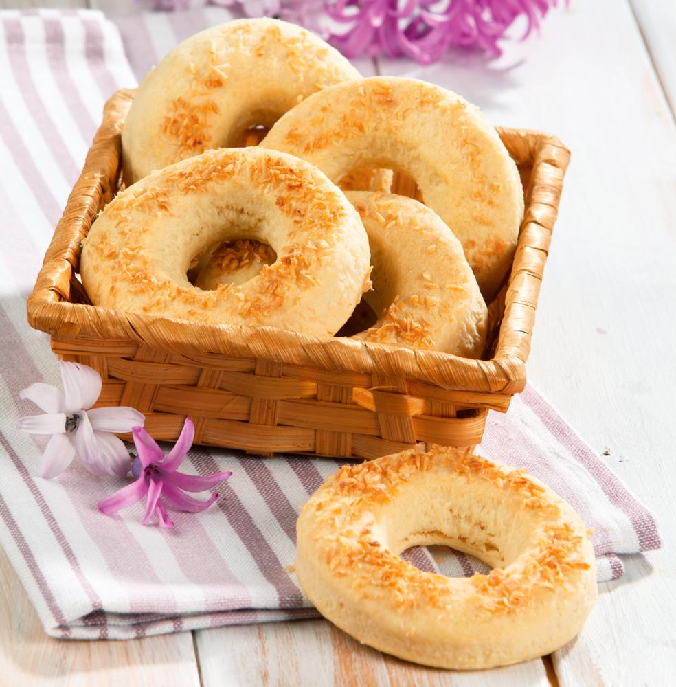4 простых рецепта домашнего печенья