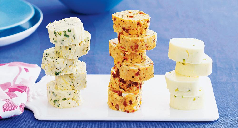 Рецепты со сливочным маслом
