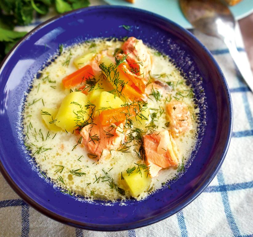 Как сочетать супы ипироги? Рецепты народов мира
