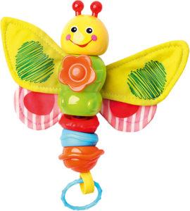 Игрушка-бабочка