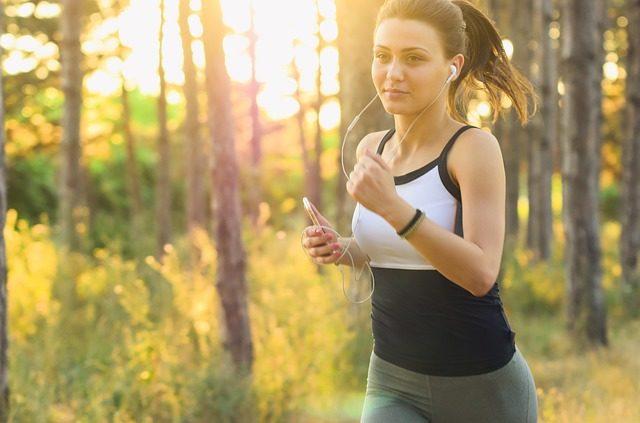 Как бег помогает улучшить зрение?
