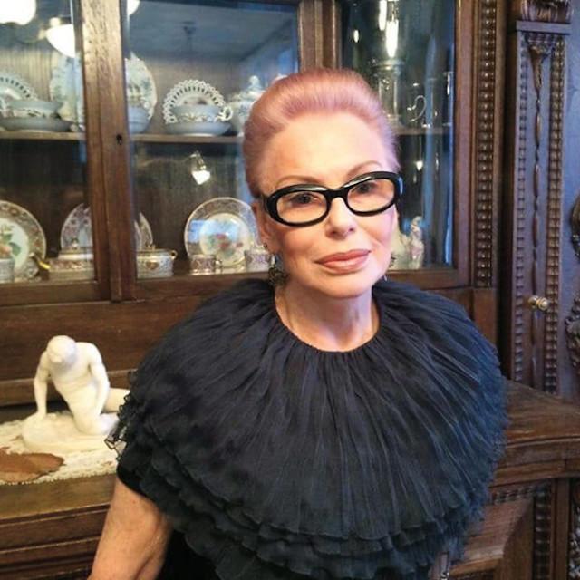 Ирина Понаровская сменила имидж впервые за 40 лет
