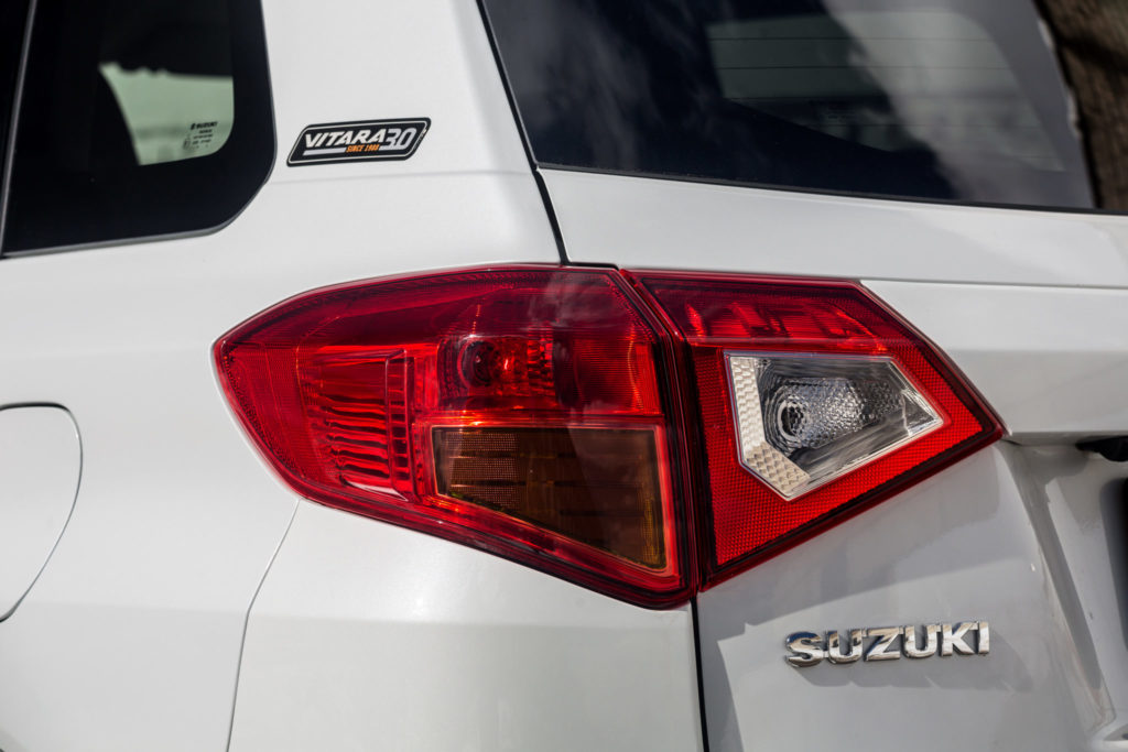 Suzuki Vitara: частичка истории