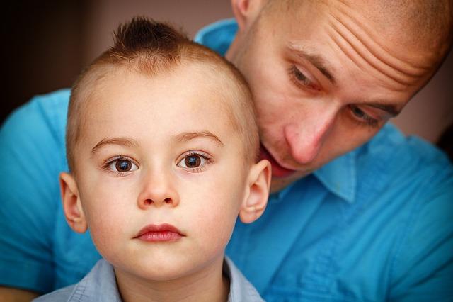 Что советуют психологи папам сыновей?