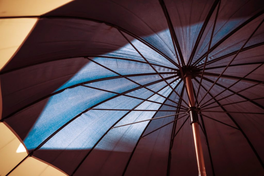 Как выбрать зонт