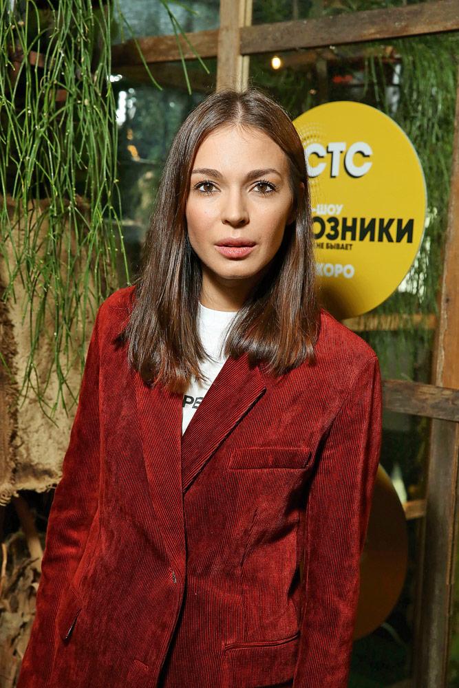 Агния Дитковските: «Каждый раз после проекта я приезжала сослезами»