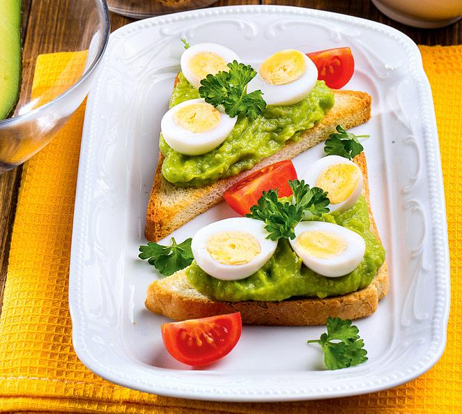 4 рецепта пасты для бутербродов