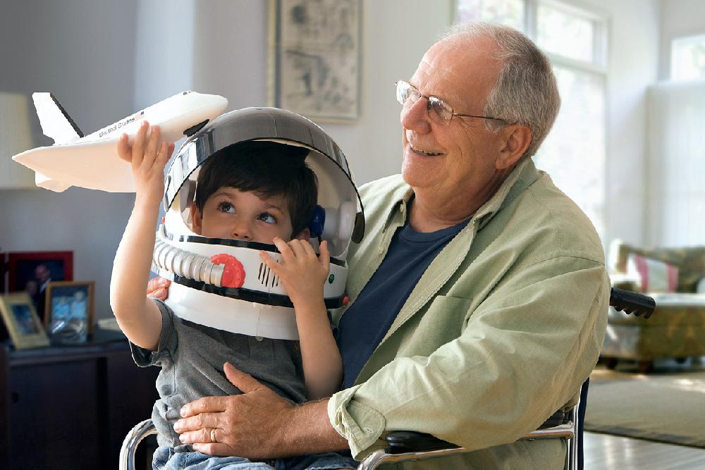 Как воспитывать сына без отца?
