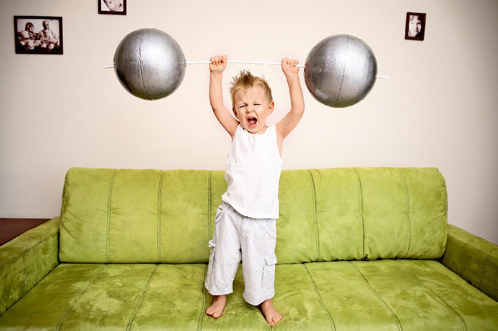 Как и чем кормить ребенка-спортсмена?